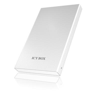 ICYBOX2,5'' zunje ohišje za SATA disk, BEL , USB 3.0