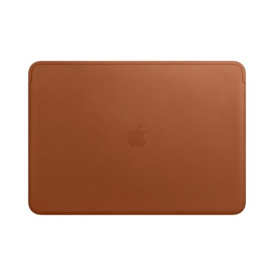 Apple Leather Sleeve for 15-inch MacBook Pro - Saddle Brown